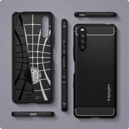 Etui Spigen Rugged Armor do Sony Xperia 10 III Matte Black