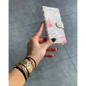 Etui z Klapką Wallet Marble do iPhone 12 / 12 Pro