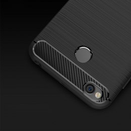 Etui Carbon Case do Xiaomi Redmi Note 5 (dual camera) / Redmi Note 5 Pro czarny