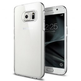 Etui Spigen Liquid Crystal do Samsung Galaxy S7 bezbarwne