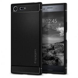 Etui Spigen Rugged Armor do Sony Xperia Xz Premium Black