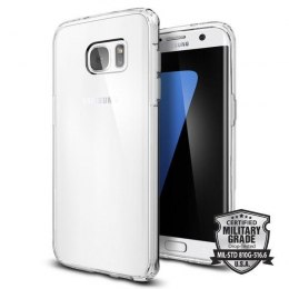 Etui Spigen Ultra Hybrid do Samsung Galaxy S7 Edge bezbarwne