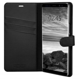 Etui Spigen Wallet S do Samsung Galaxy Note 8 czarny