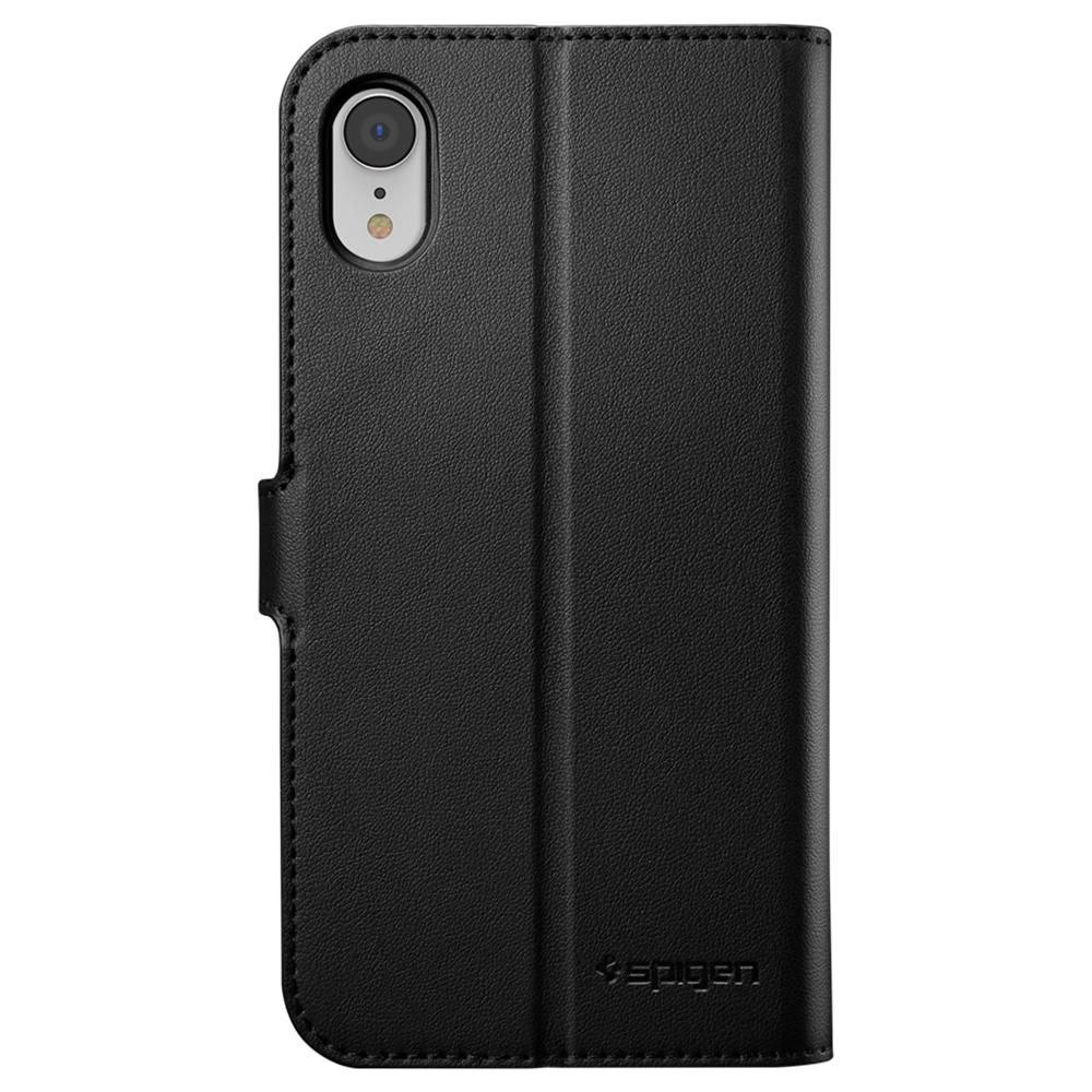 Etui Spigen Wallet S do Iphone Xr czarny