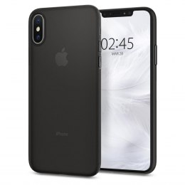 Etui Spigen Airskin do Iphone X / Xs Black