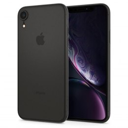 Etui Spigen Airskin do Iphone Xr czarny