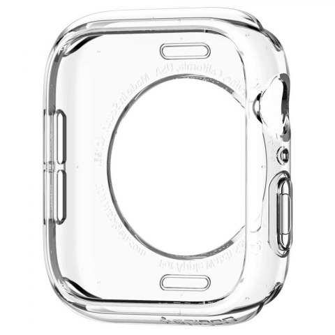 Etui Spigen Liquid Crystal do Apple Watch 4 przezroczyste