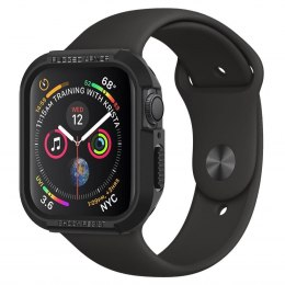 Etui Spigen Rugged Armor do Apple Watch 4 (44MM) Black