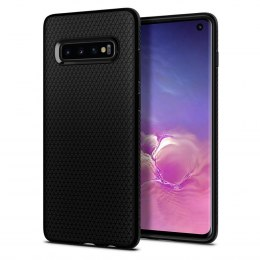 Etui Spigen do Samsung Galaxy S10 Liquid Air czarny