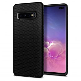 Etui Spigen Liquid Air do Samsung Galaxy S10+ Plus czarny