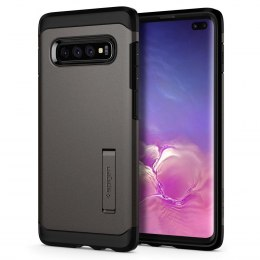 Etui Spigen Tough Armor do Samsung Galaxy S10+ Plus Gunmetal