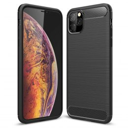 Etui Carbon Case do iPhone 11 Pro Max czarny