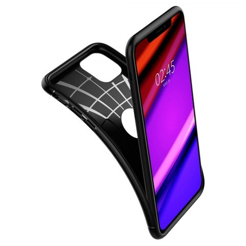 Etui Spigen do Iphone 11 Rugged Armor czarny