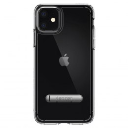 "Etui Spigen Ultra Hybrid ""S"" do Iphone 11 Crystal Clear"