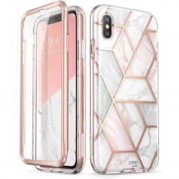 Etui Supcase Cosmo do Iphone X / Xs Marble