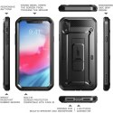 Etui Supcase Unicorn Beetle Pro do Iphone Xr Black