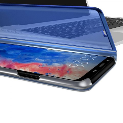 Etui z klapką Clear View Case do Samsung Galaxy S20 Plus czarny