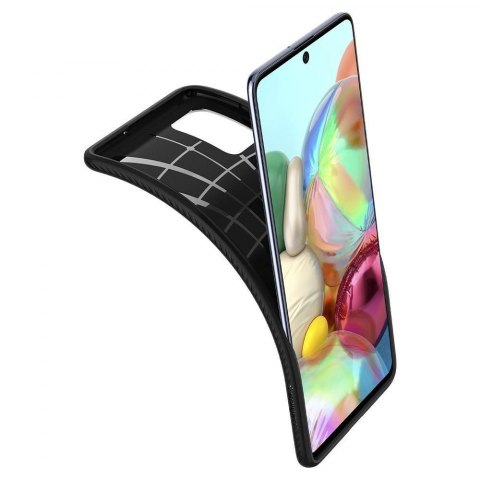 Etui Spigen do Samsung Galaxy A51 Liquid Air czarny