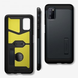 Etui Spigen Tough Armor do Samsung Galaxy A41 szary