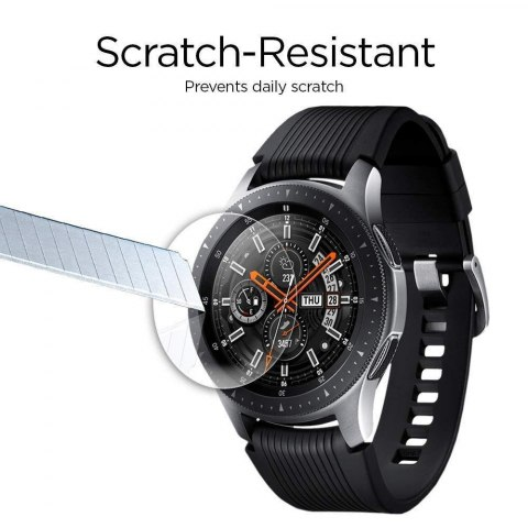 Szkło Hartowane Spigen Glas.Tr Slim do Samsung Galaxy Watch 46mm