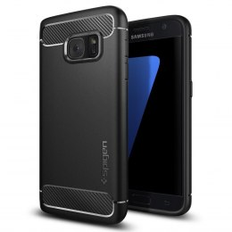 Etui Spigen Armor Rugged do Samsung Galaxy S7 czarny