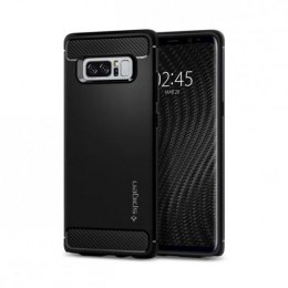 Etui Spigen Rugged Armor do Samsung Galaxy Note 8 czarny