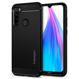 Etui Spigen Rugged Armor do Xiaomi Redmi Note 8t Matte Black