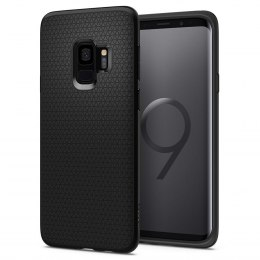 Etui Spigen Liquid Air do Samsung Galaxy S9 Matte Black