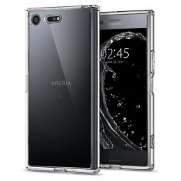 Etui Spigen Ultra Hybrid do Sony Xperia Xz Premium Crystal Clear