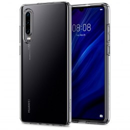Etui Spigen Liquid Crystal do Huawei P30 Crystal Clear