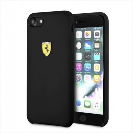 Etui Ferrari Hardcase do iPhone 7 / 8 black Silicone