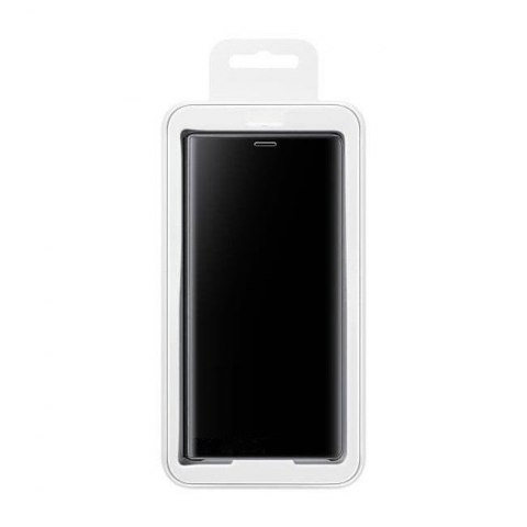 Etui z klapką Clear View Case do Huawei P Smart 2019 niebieski