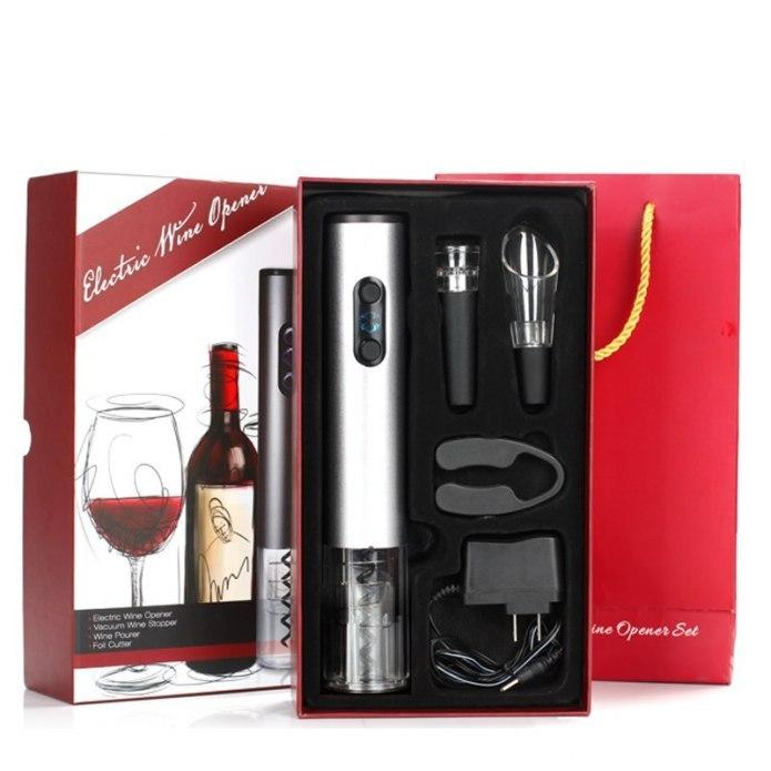 elektryczny otwieracz do wina
